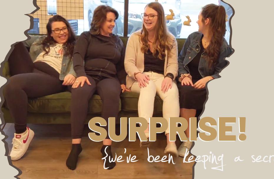 Secret Surprise Office Announcement Team Alldread